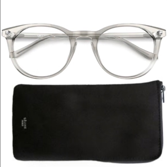 2eabe846fe80 Celine Accessories - Celine Thin Mary ( clear frame )